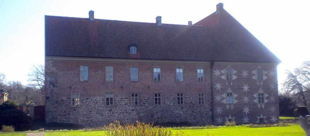 slott i rött tegel